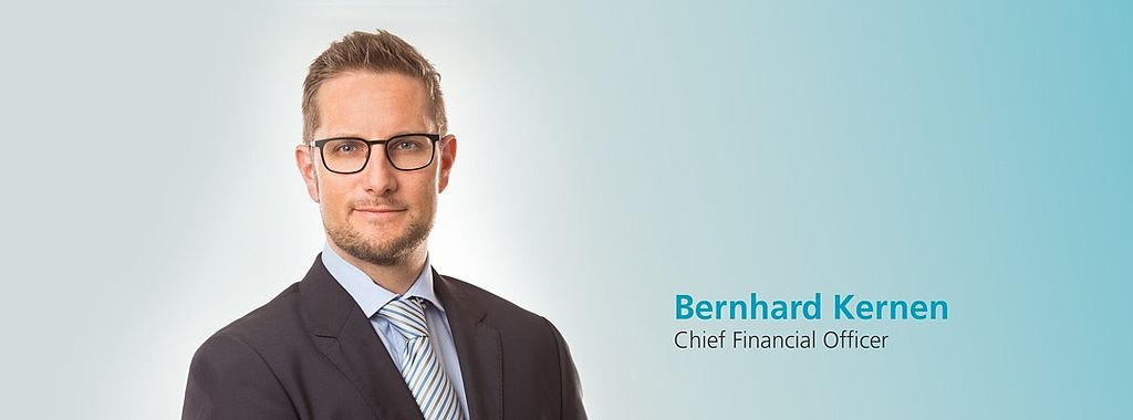 Bernhard Kernen named CFO of Raumedic
