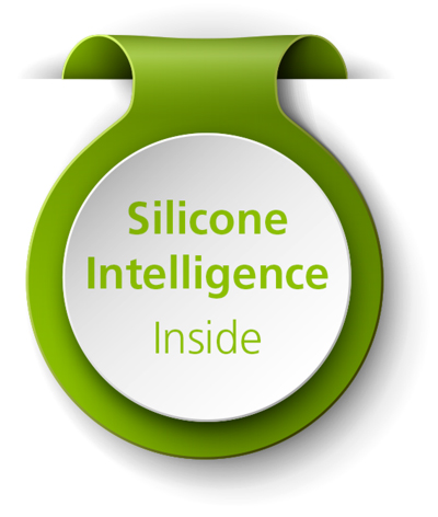[Translate to deutsch:] silicone intelligence inside lable
